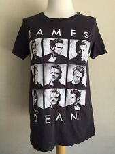 JAMES DEAN Collection Vintage Washed Officially Licensed Women T-Shirt Sz Small