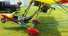 2-New WHEELPANTS ONLY!  Ultralight Experimental Aircraft Rotax Trike Quicksilver