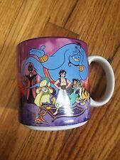 Vintage Walt Disney Store Aladdin Mug Cup