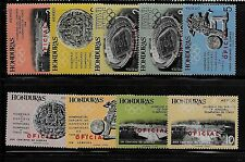 HONDURAS Sc CO111-19 NH issue of 1964 - OLYMPICS