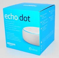 Amazon Echo Dot Weiss - Dritte Generation - Smart Lautsprecher Alexa - Neu & OVP