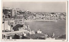 Cornwall; St Ives, General View RP PPC By Photochrom, 1952 PMK