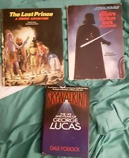 The Lost Prince A Droid Adventure, Star Wars The Empire Strikes Back Storybook +
