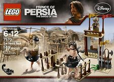 LEGO #7570 PRINCE OF PERSIA OSTRICH RACE from the sands of time movie ..NEW!