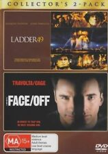 Ladder 49 / Face Off (DVD, 2007, 2-Disc Set)