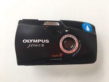 Olympus Mju ii 35mm Compact Camera