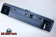 BMW E36 GLOVE BOX COVER WITH GRILL AND LOCK ULTRAMARIN 64221387495