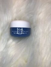 Sunday Riley Tidal Brightening Enzyme Water Cream Mini Travel Size .3 oz / 8g