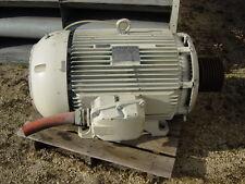 150 Hp Siemens Electric Motor 460v360 1785 Rpm