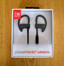Beats by Dr Dre Powerbeats3 Wireless Bluetooth Headphones Sport Earphones Black*