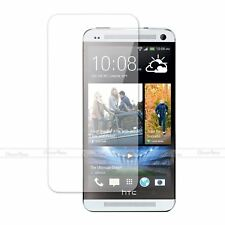 TOP QUALITY CLEAR LCD SCREEN PROTECTOR DISPLAY FILM GUARD FOR HTC ONE / M7