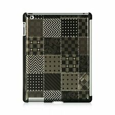 Dream Wireless Crystal Smart Cover Case for iPad 2/iPad 3 (iPod:CAID3CPSCBKVD-R)