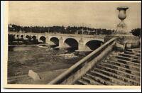 TOURS Indre-et-Loire ~1920 CPA Brücke Pont de Pierre