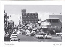 "+PC-Postcard-""Las Vegas, Nevada""...5th & Fremont--Today Las Vegas Blvd.- (A6-10)"