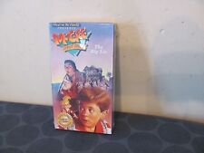 McGee and Me The Big Lie VHS NEWS SEALED