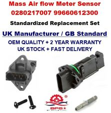 MASS AIR FLOW METER SENSOR 0280217007 OEM for PORSCHE BOXSTER (986) 911 (996)