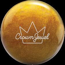 Brunswick Gold Crown Jewel Bowling Ball