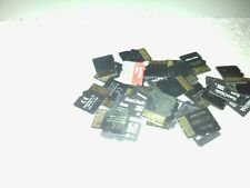 8GB MICRO SD CARD LOT 25 PACK NOW $100   USED