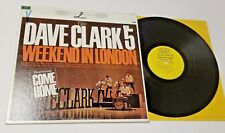 DAVE CLARK 5 LP Weekend In London EPIC BN26139 STEREO 1B/1B