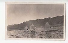 B77302 boats bateaux bolivia scan front/back image
