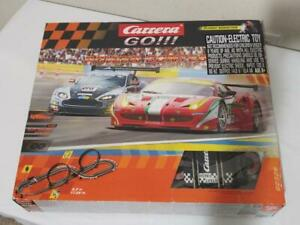 Carrera GO!!! High Speed Contest 1:43 Slot Car Racing System 62326 - Incomplete