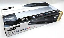 NEW Samsung BD-D5500 Smart 3D Blu-ray Disc and DVD Player (Black) - Sealed NIB