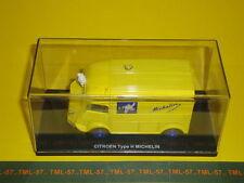 Atlas 1/43e car small utilities french citroen HY ELIGOR michelin