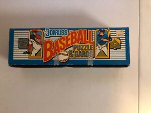 1989 Donruss Baseball Puzzle & Cards--Jose Canseco, Mark McGuire