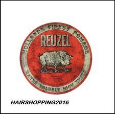 Reuzel - Red High Sheen Water Soluble Cera Alta Lucentezza Rossa 113 g