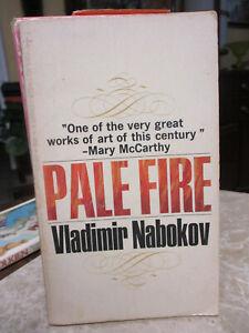 Vladimir Nabokov, Pale Fire, Berkley 1969 Paperback