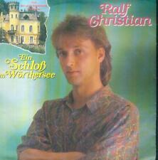 """7"""" Ralf Christian/Ein Schloß Am Wörthersee"""