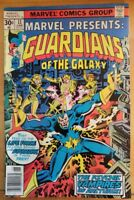 GUARDIANS of the GALAXY #11 (1977 MARVEL Comics) ~ VG/FN Book