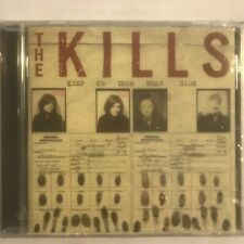 The Kills Keep On Your Mean Side cd neuf sous blister