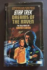 Star Trek Dreams of the Raven Paperback