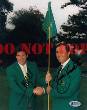 Seve Ballesteros Jose Maria Olazabal Signed 8x10 Autographed Photo Reprint
