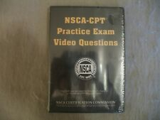 Nsca-Cpt Practice Exam Video Questions Free Shipping