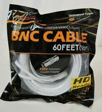 Crystal Vision Premium 1080P Hd Bnc Cctv Cable for All Bnc Type System & Camera