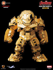 BEAST KINGDOM AVENGERS 2016 SDCC EXCLUSIVE 24K GOLD PLATED HULKBUSTER MARK 44