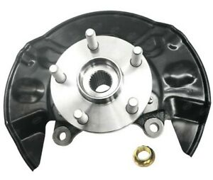 Wheel Hub Bearing & Steering Knuckle Assembly Front Right For Toyota Matrix FWD