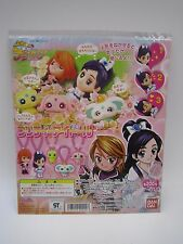 Futari wa PreCure! Pretty Cure Idol Gashapon Toy Machine Paper Card Bandai Japan