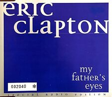 Eric Clapton Maxi CD My Father's Eyes - Promo - Germany (M/M)