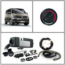 T6 Luftheizung Standheuzung inkl Einbaukit Volkswagen Komplett mit Bedienelement
