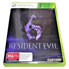 Resident Evil 6 XBOX 360 PAL