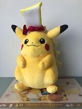 Pokemon Center Gigantamax G-MAX Gigadynamax Pikachu Plush Toy BIG Gmax Plüsch