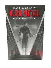 Matt Wagner's Grendel: Black, White, & Red (2000) TPB Dark Horse Graphic Novel