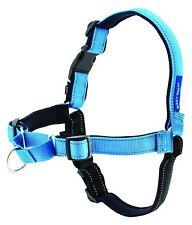 PetSafe Easy Walk Deluxe Harness, Medium/Large, Ocean Blue Pet Collars Supplies
