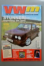 R&L Mag: VW motoring October 2000, 54 Oval Beetle/Syncro Camper/Polo/Golf GTi