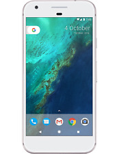"""Google Pixel XL 128GB 4GB RAM 5.5"""" Android 7.1 Factory Unlocked Very Silver"""