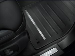 Brand New Range Rover Evoque Rubber Mats GENUINE- LR045096 2012-to-2018
