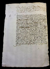 OLD DOCUMENT 1553